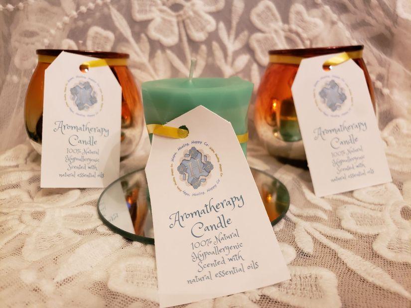 AromatherapyCandle